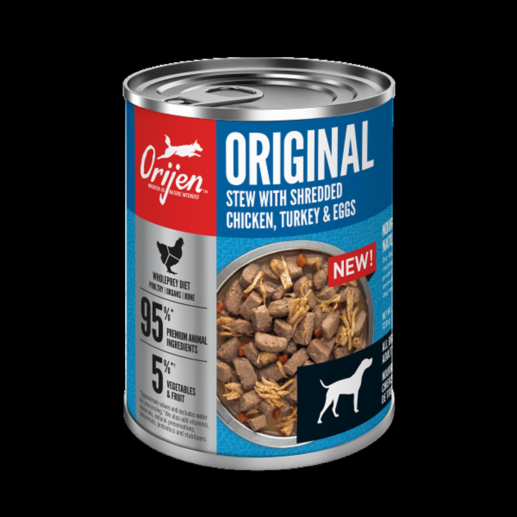 Orijen Orijen Dog Grain Free Stew Original 12.8 OZ