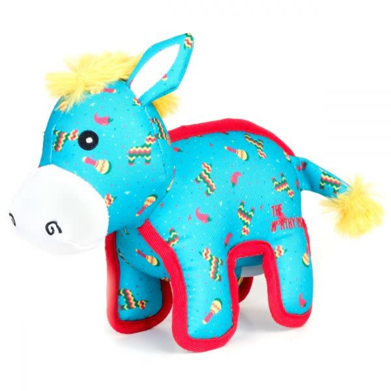 The Worthy Dog The Worthy Dog Pinata Donkey Small