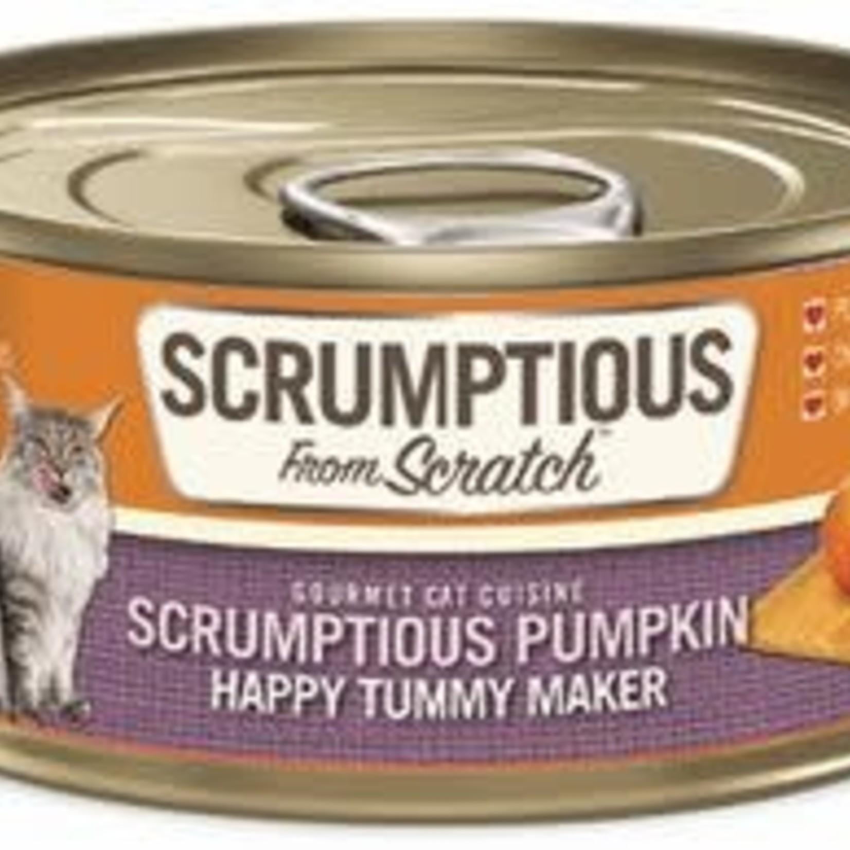 Scrumptious Scrumptious Pumpkin Puree 2.8 OZ