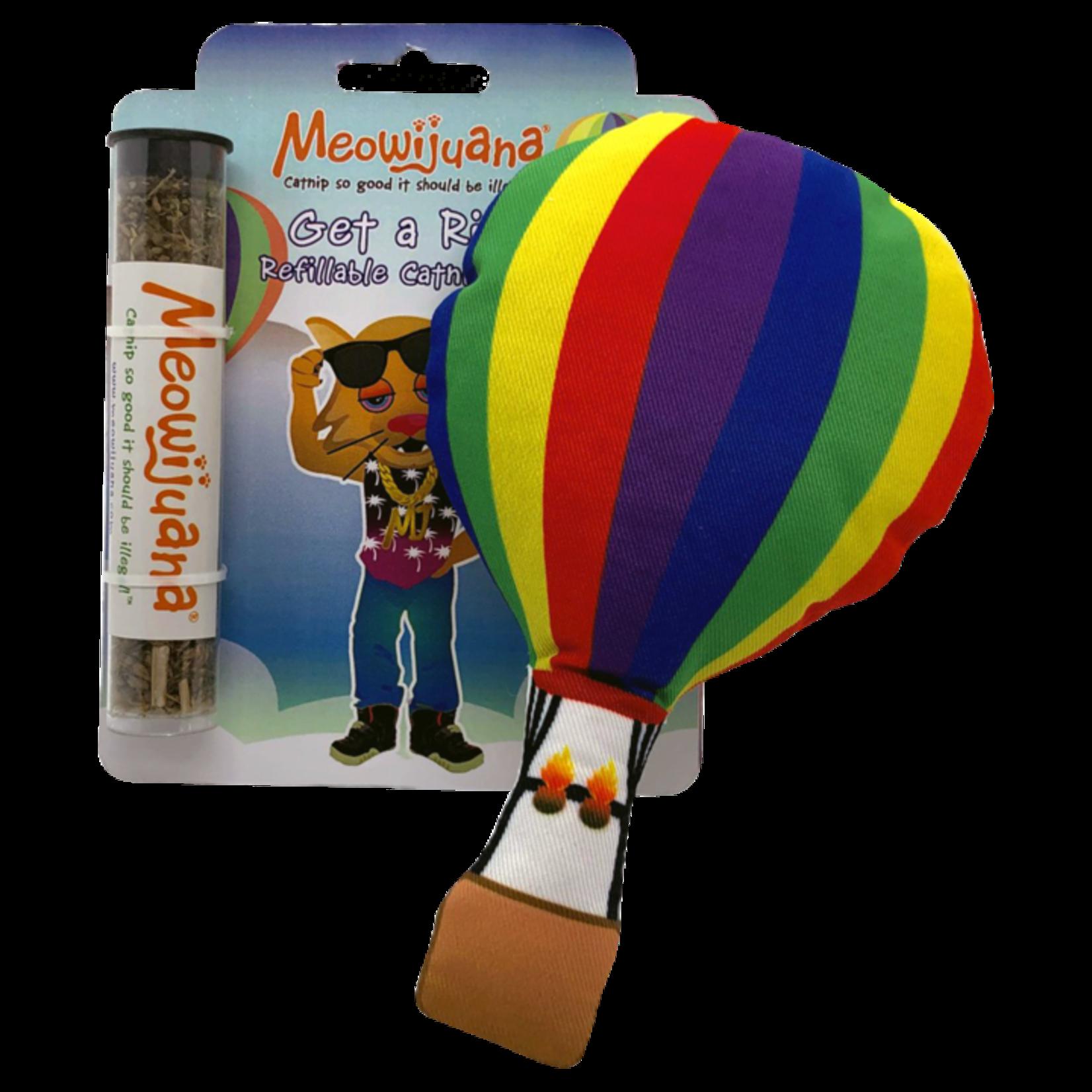 Meowijuana Meowijuana Catnip Get A Rise Balloon