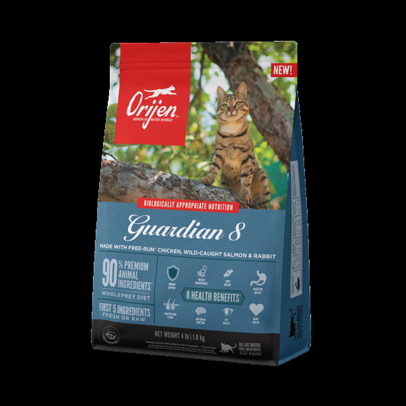 Champion Pet Foods Orijen Cat Grain Free Guardian 8 4#