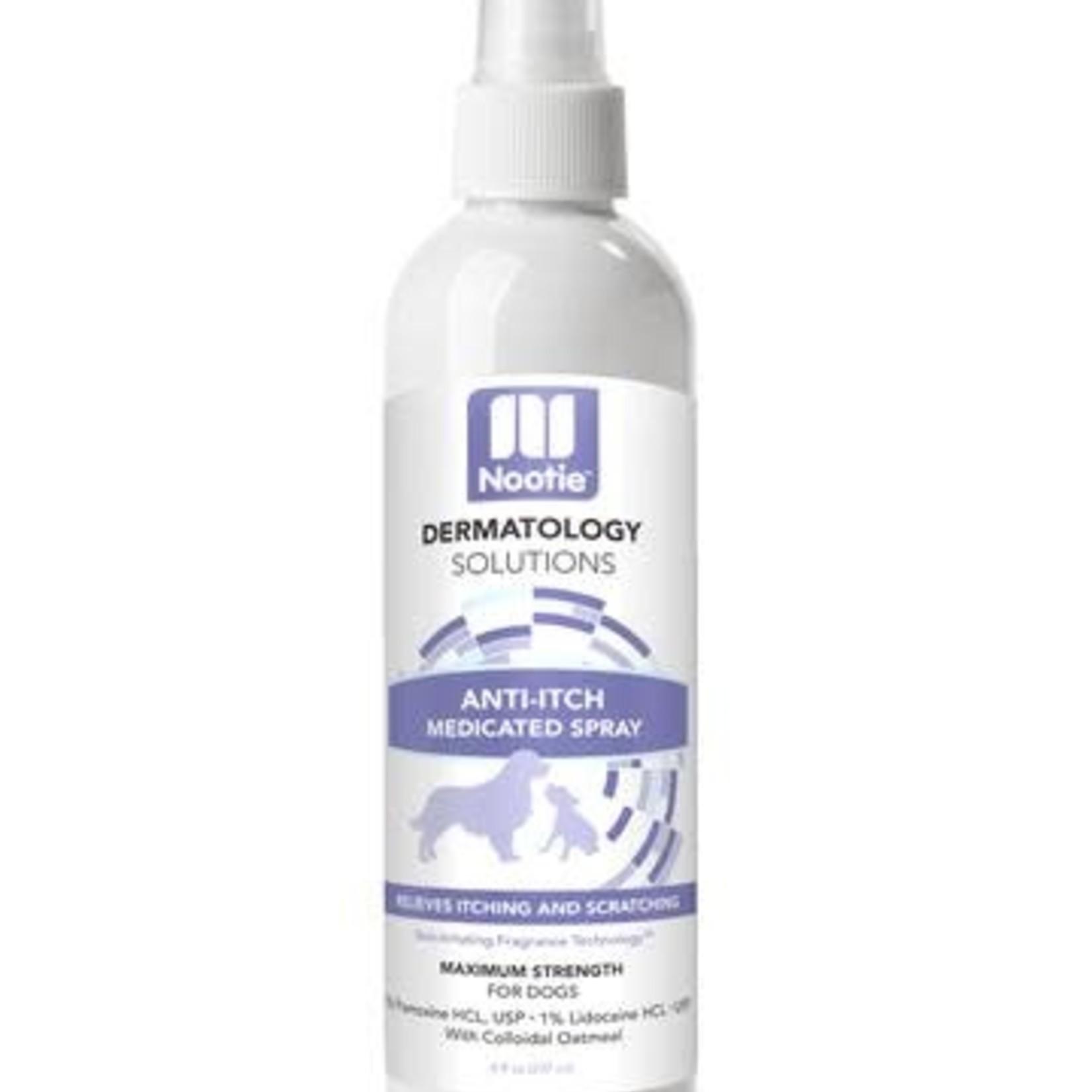 Nootie Anti-Itch Medicated Spray 8 OZ