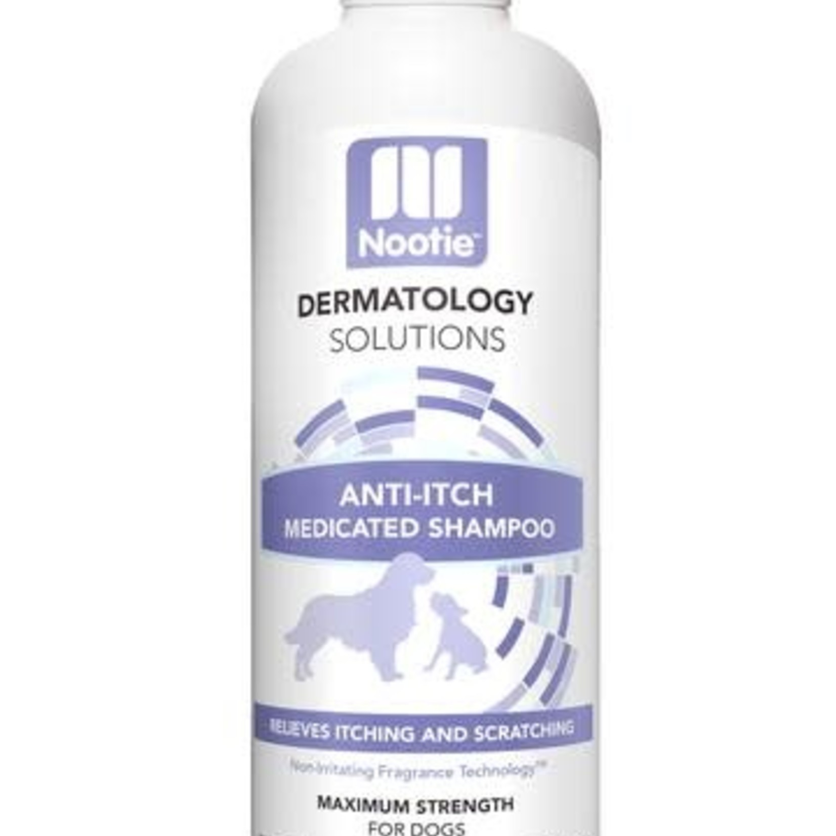 Nootie Anti-Itch Medicated Shampoo 8 OZ