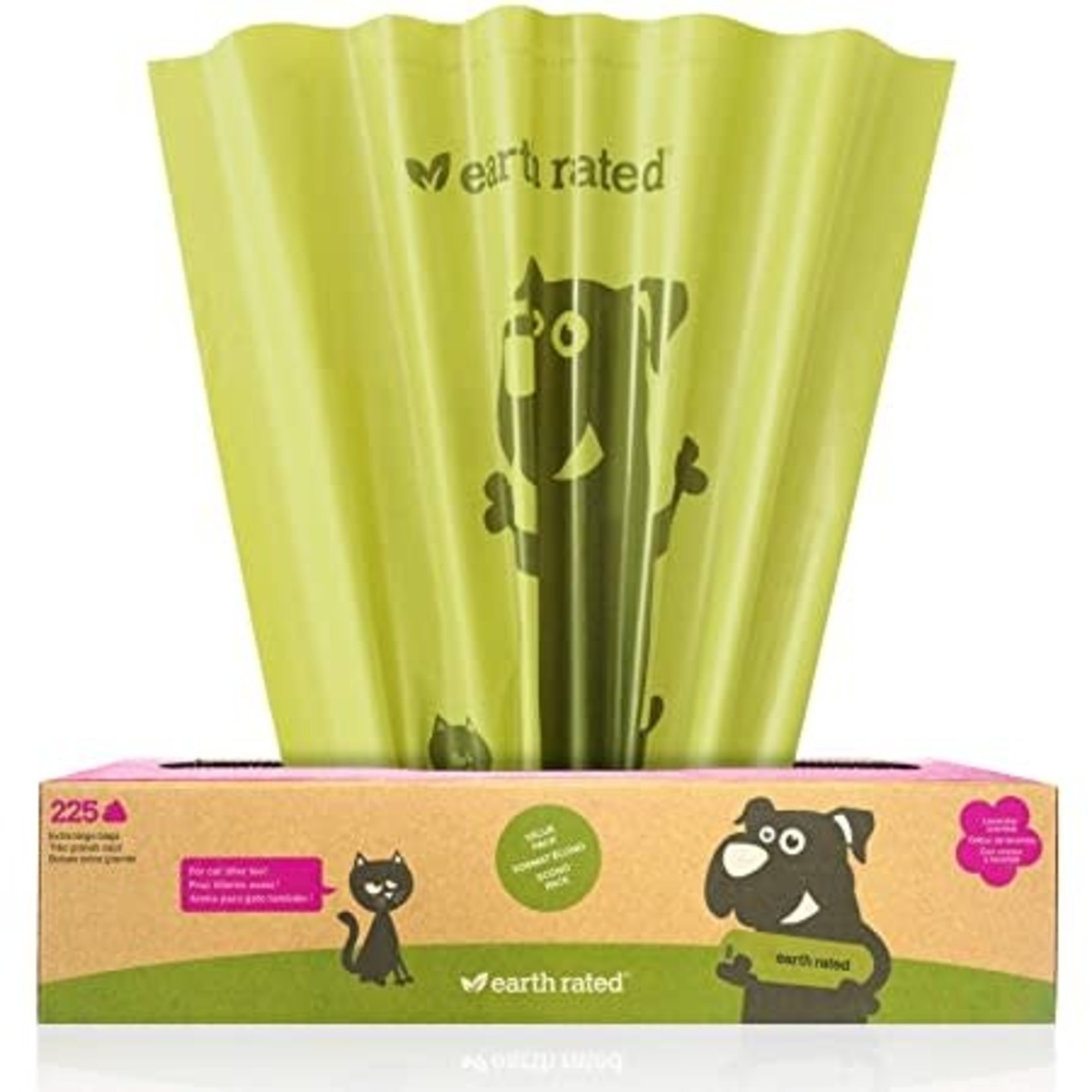 Earth Rated Earth Rated Poop Bag Lavender 300 Count