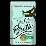 Tiki Pets Tiki Cat Broth Tuna 1.3 OZ Pouch