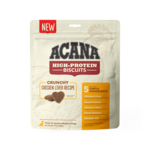 Champion Pet Foods Acana High-Protein Biscuits Chicken Liver Small 9 OZ