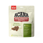 Champion Pet Foods Acana High-Protein Biscuits Pork Liver Large 9 OZ