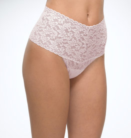 Hanky Panky Retro Thong: Solid