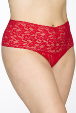 Hanky Panky Retro Thong Plus: Solid