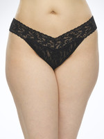 Hanky Panky Original Thong Plus: Solid