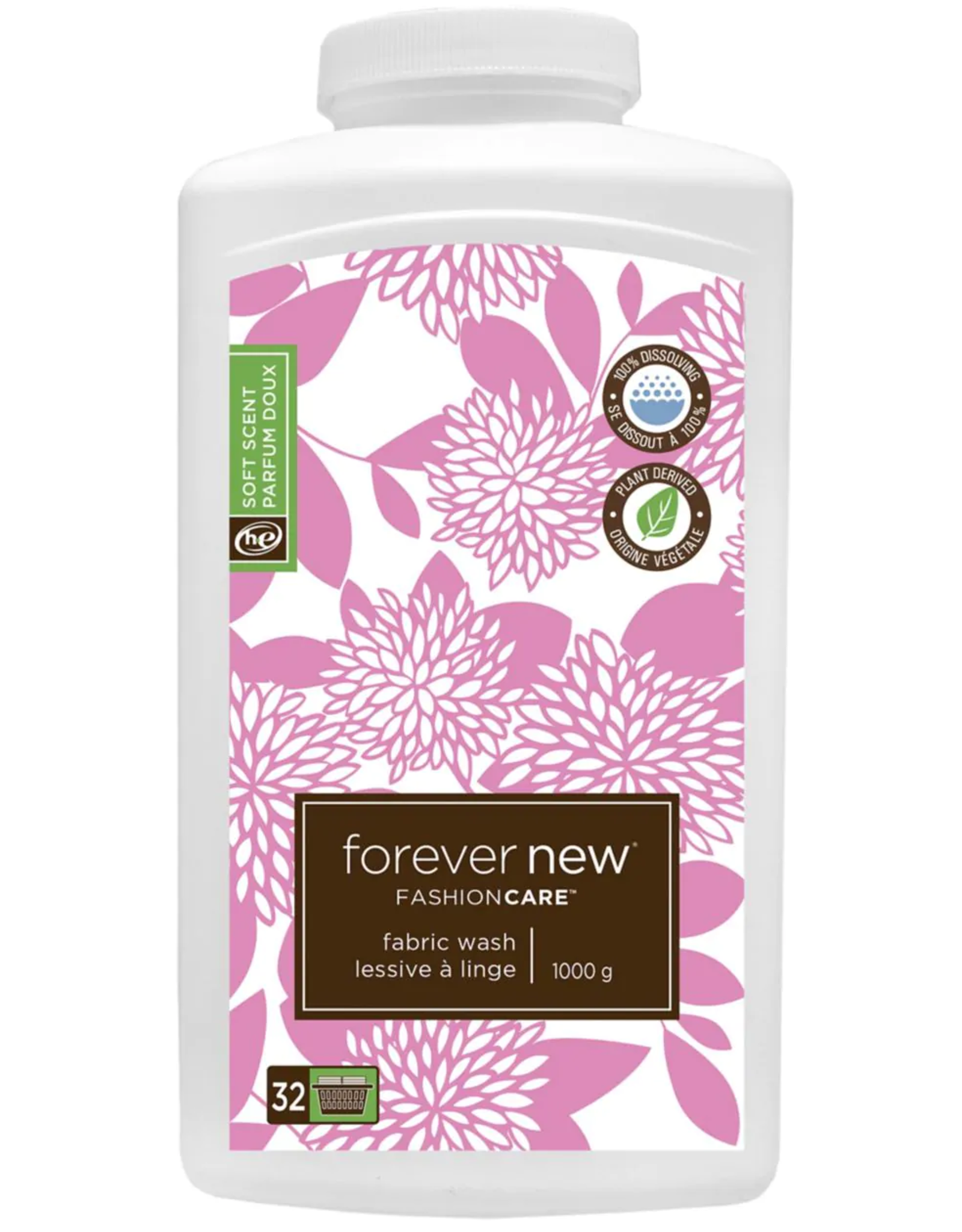 Forever New Powder Detergent  Large 1000g 02303