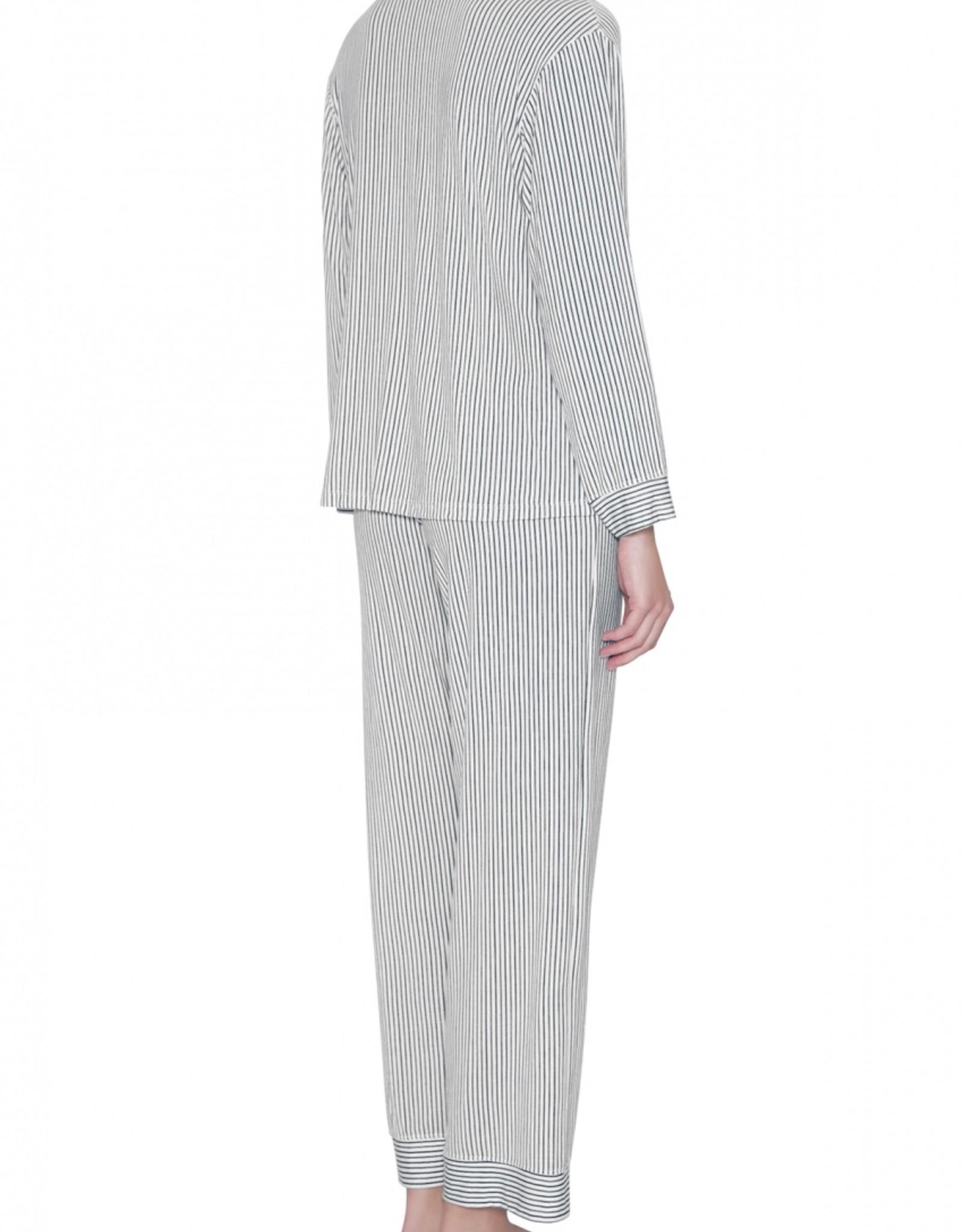 Eberjey Nordic Stripes PJ Set