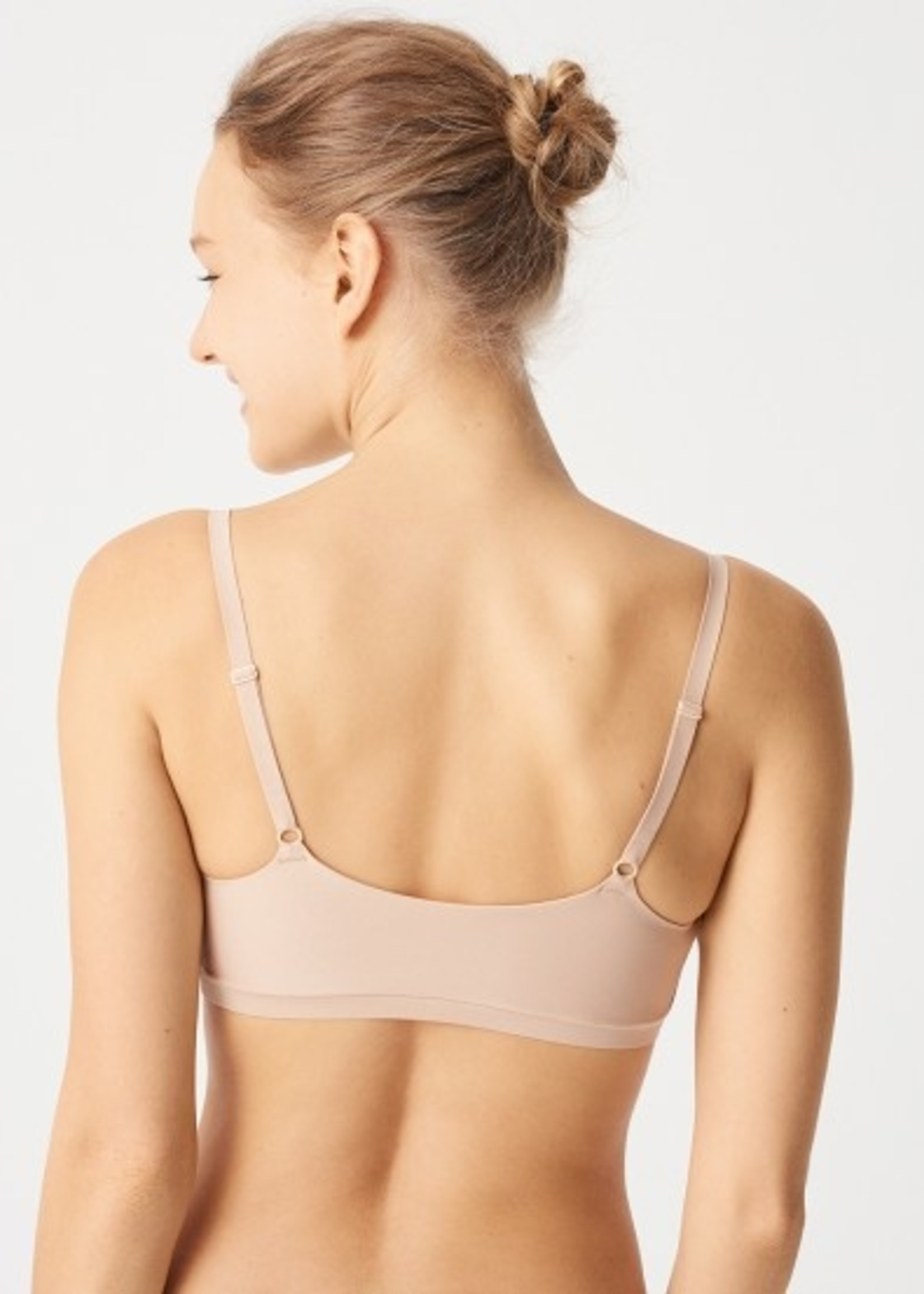 Chantelle Soft Stretch: Adjustable Bralette 16A2