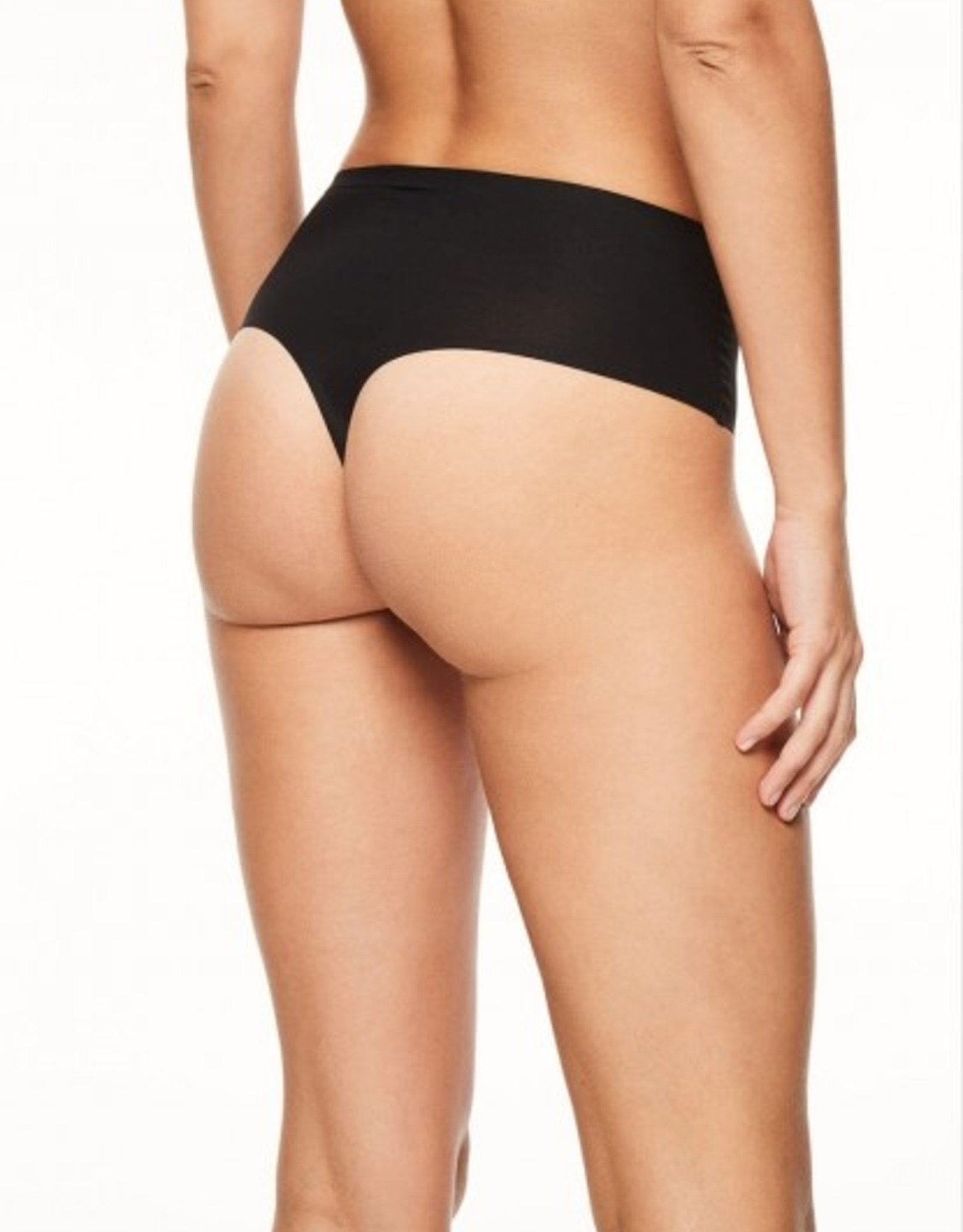 Chantelle Soft Stretch: High Waist Thong 1069