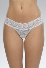 Hanky Panky Low Rise Thong: Solid