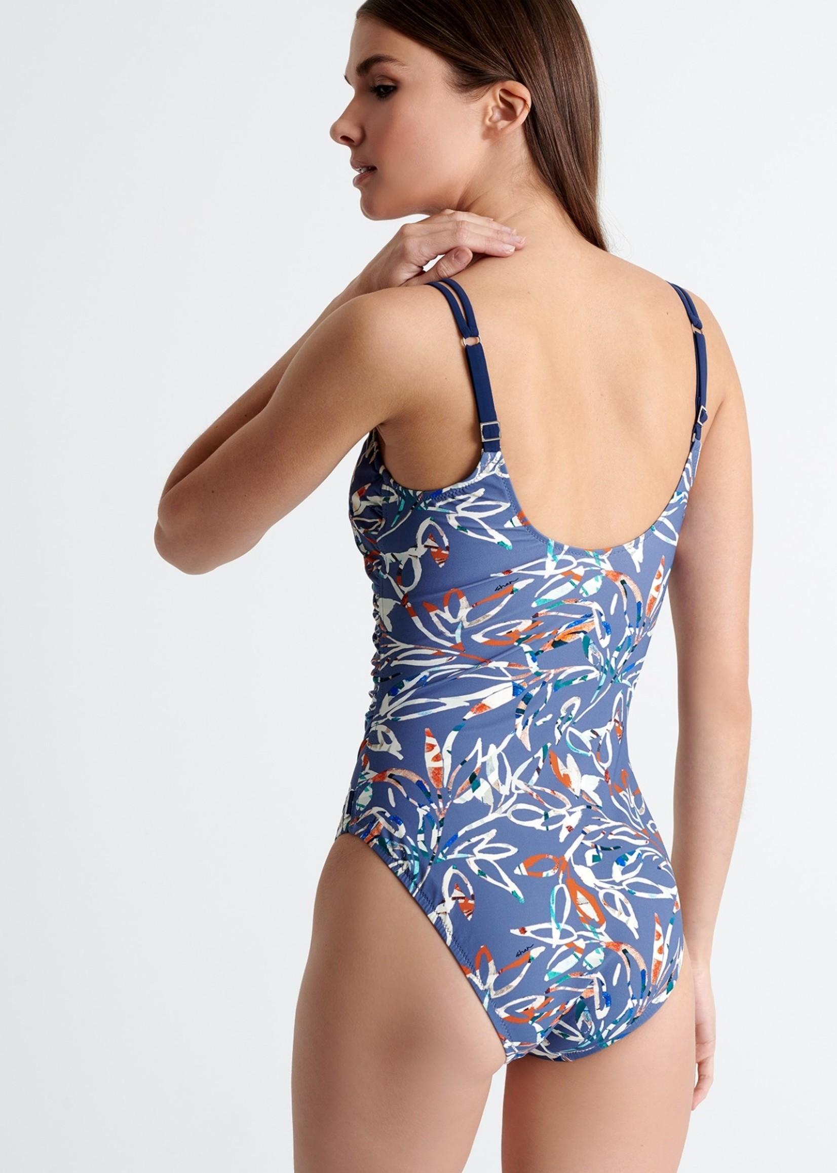 Shan Tokyo Wrap Swimsuit