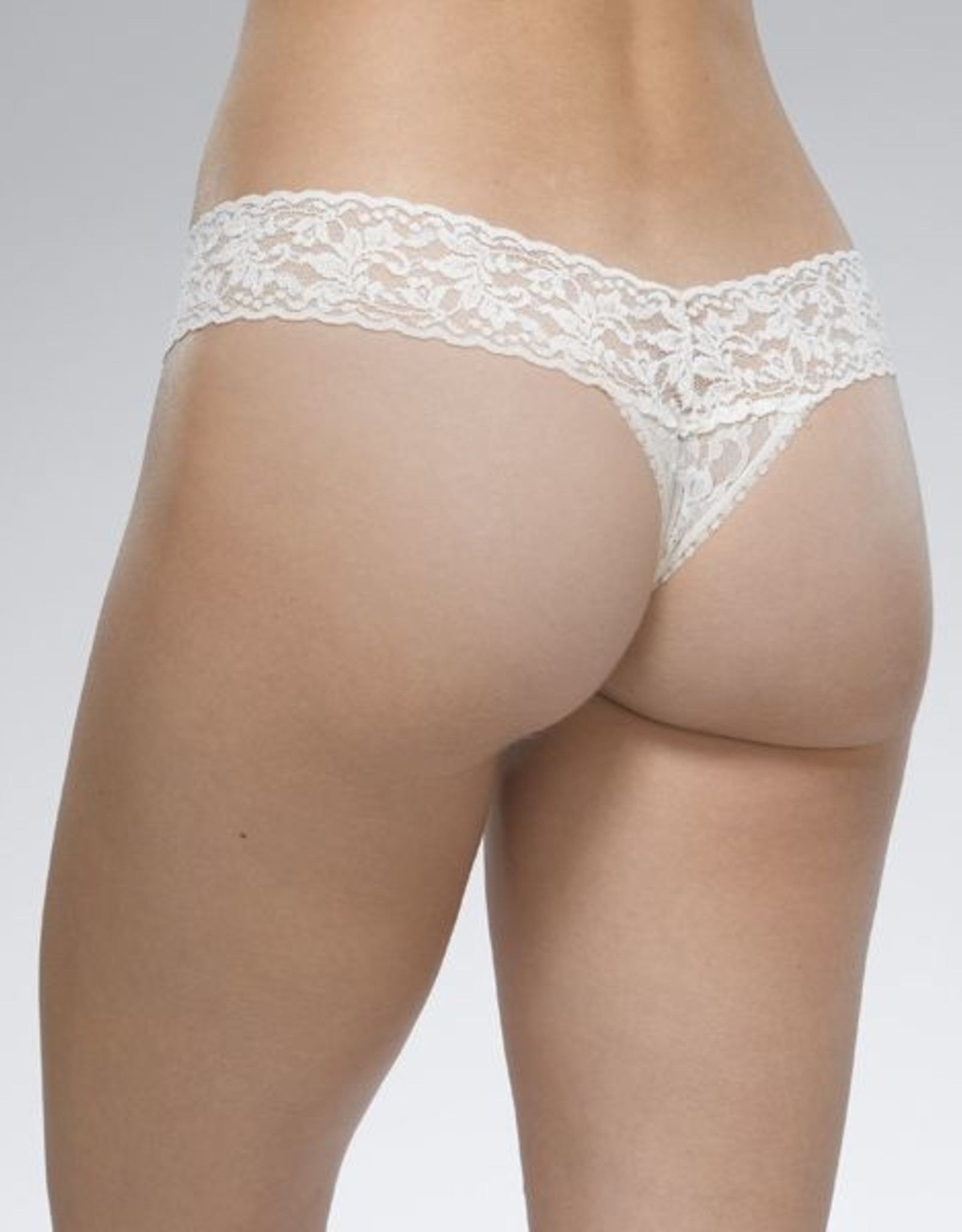 "Hanky Panky Bridal ""I Do"" Low Rise Thong"