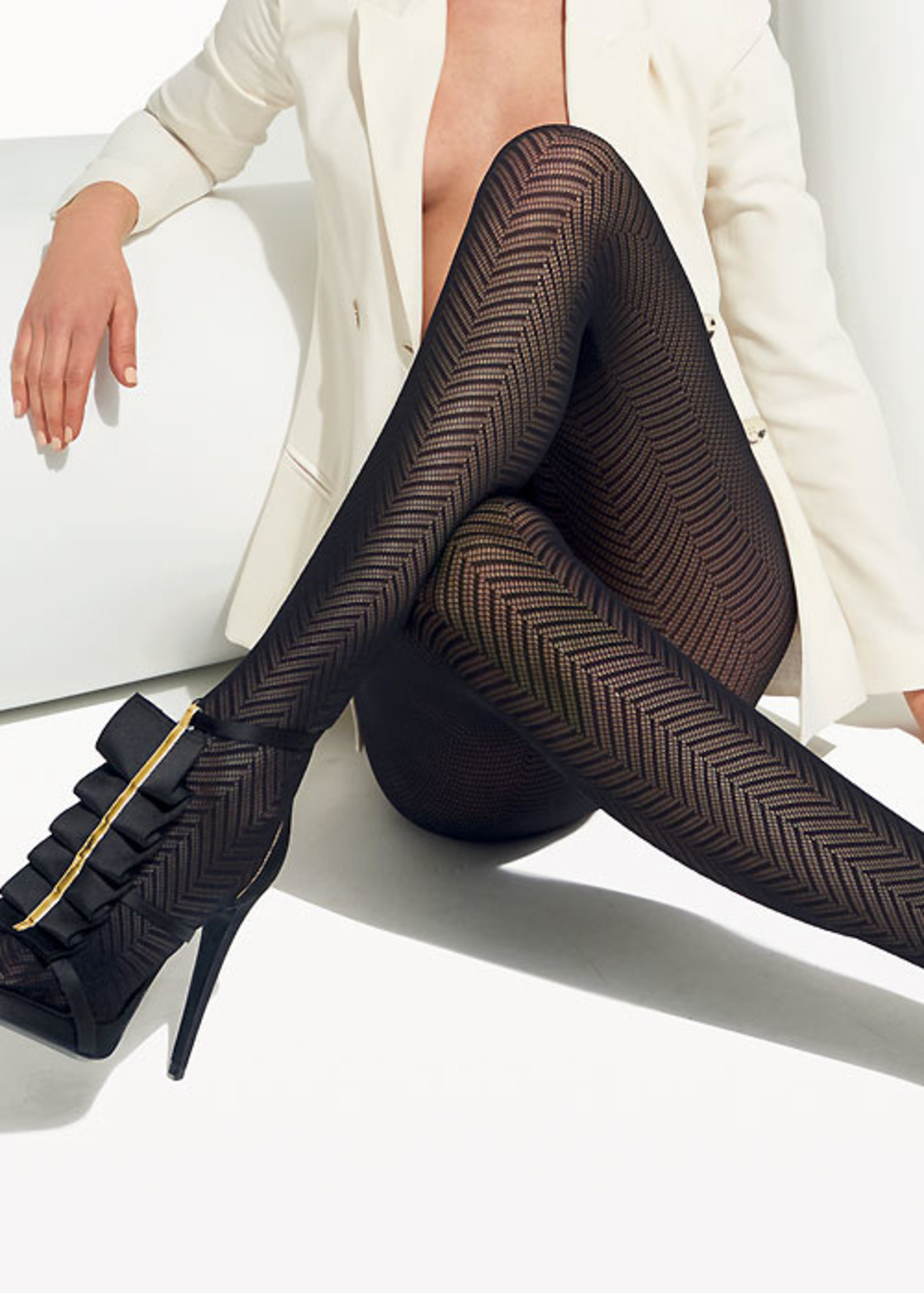 Trasparenze Lang Tights