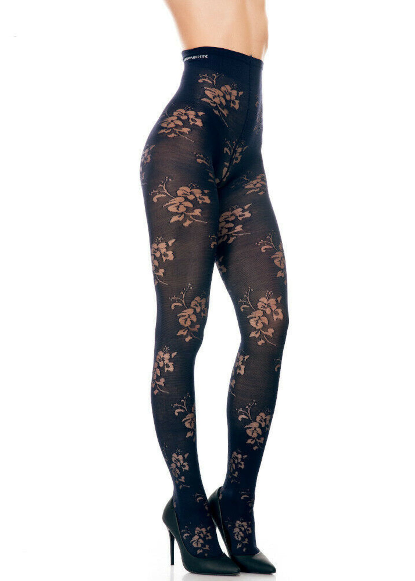 Trasparenze Rose Tights