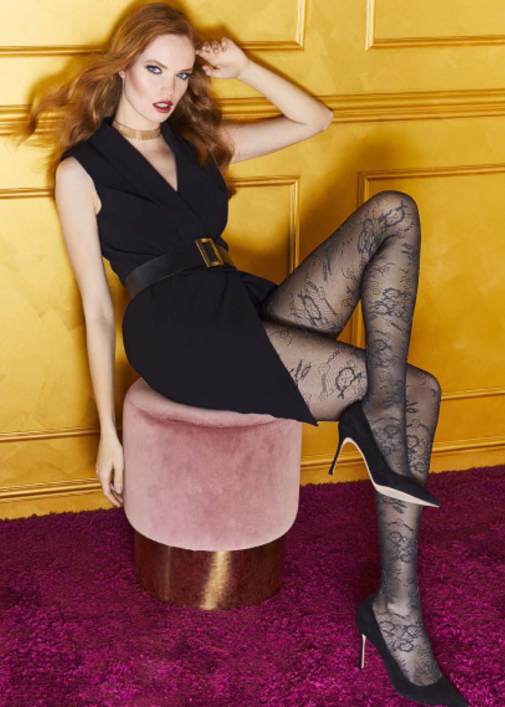 Philippe Matignon Pizzo Tights
