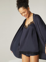 Simone Perele Satin Secrets Kimono