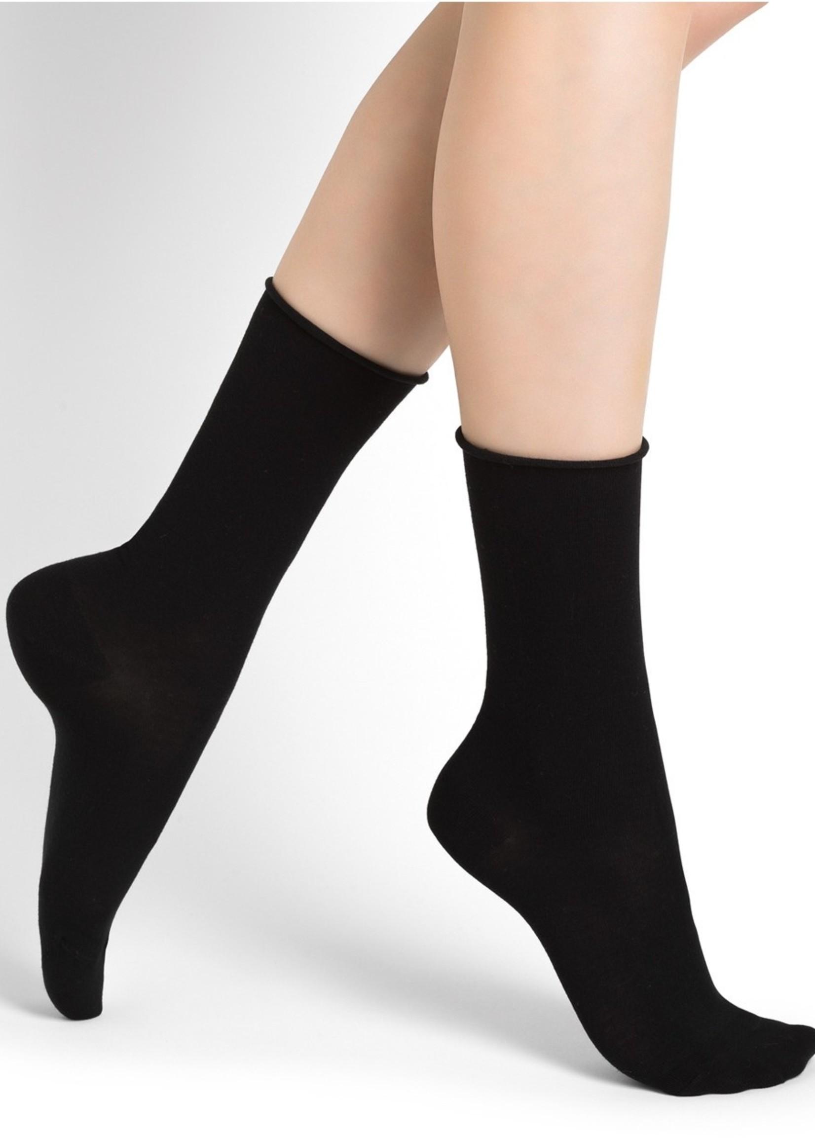 Bleuforet Velvet Cotton Socks