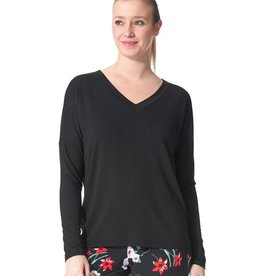 Arianne Marie V-Neck Long Sleeve
