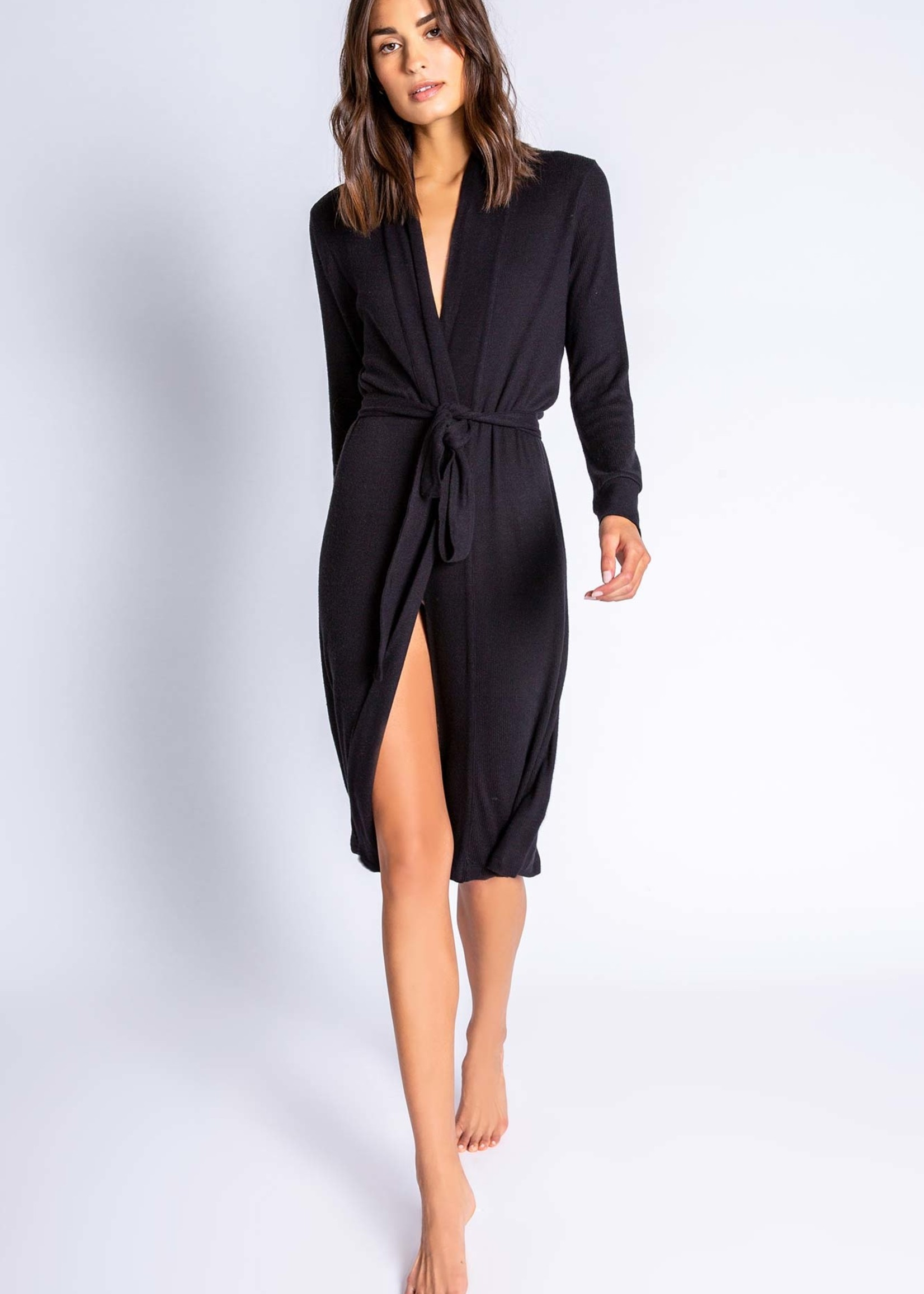 PJ Salvage Textured Basics Robe