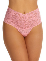 Hanky Panky Retro Thong: Fashion Solid