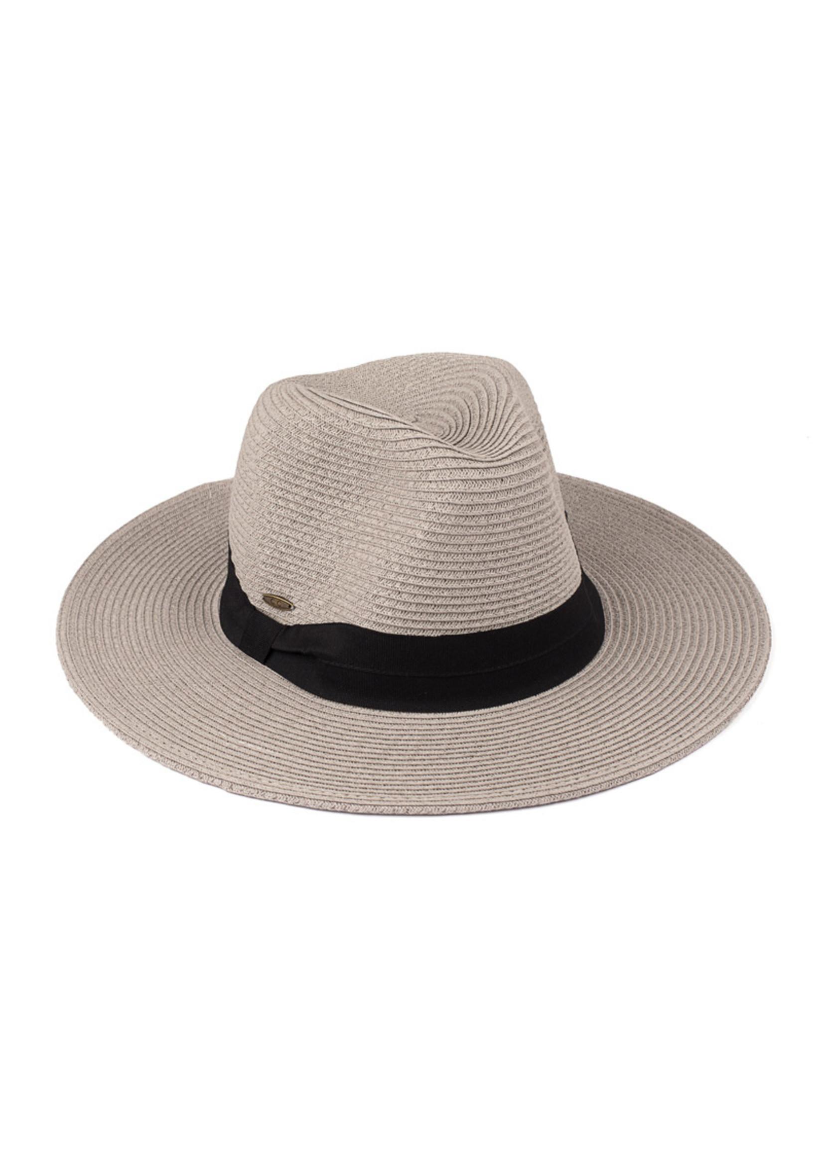 Braid Fedora Hat