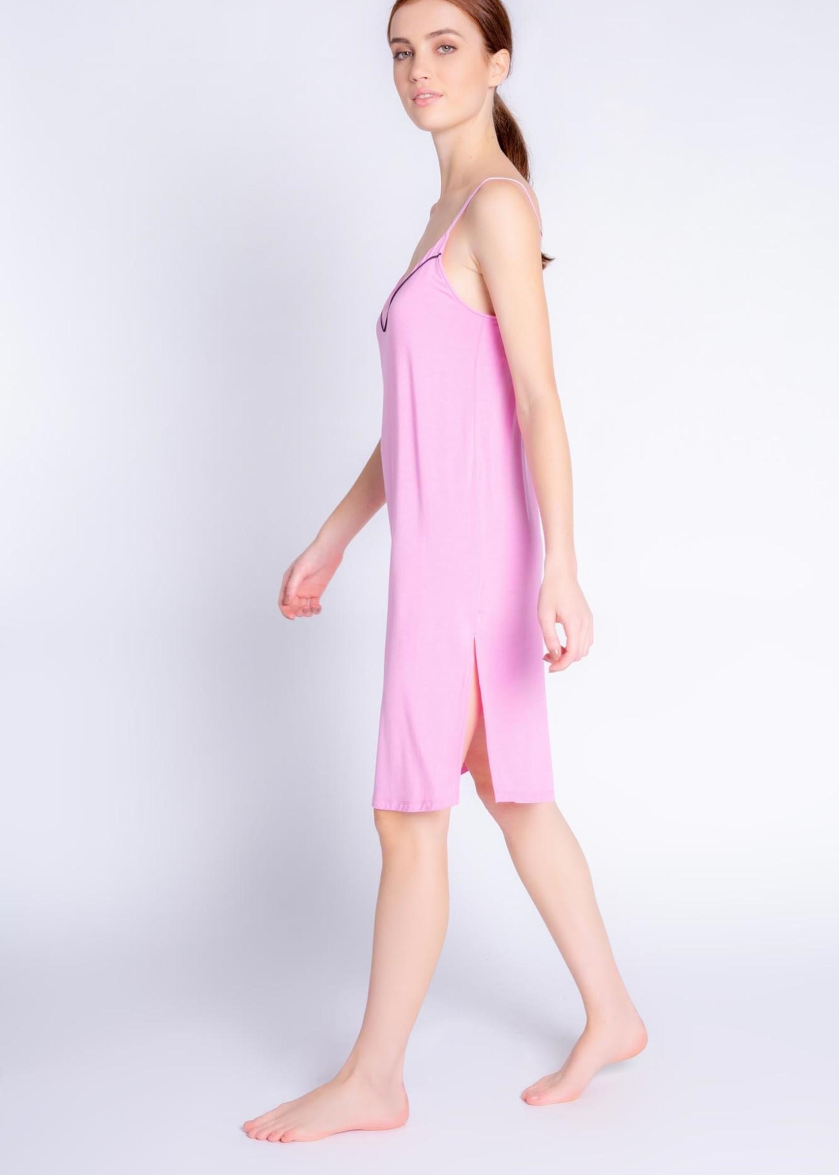 PJ Salvage Tropical Modal Dress