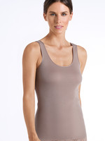 Hanro Cotton Round Neck Seamless Tank