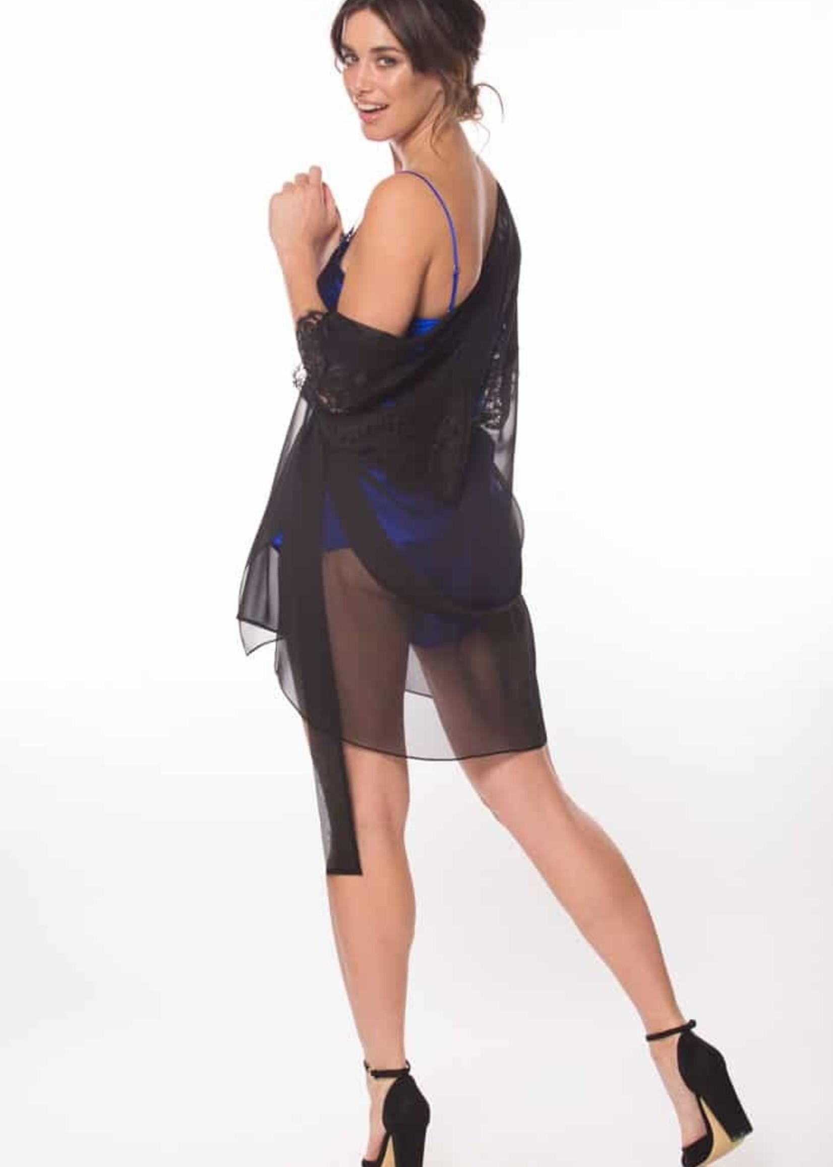 Christine Diva Silk Robe