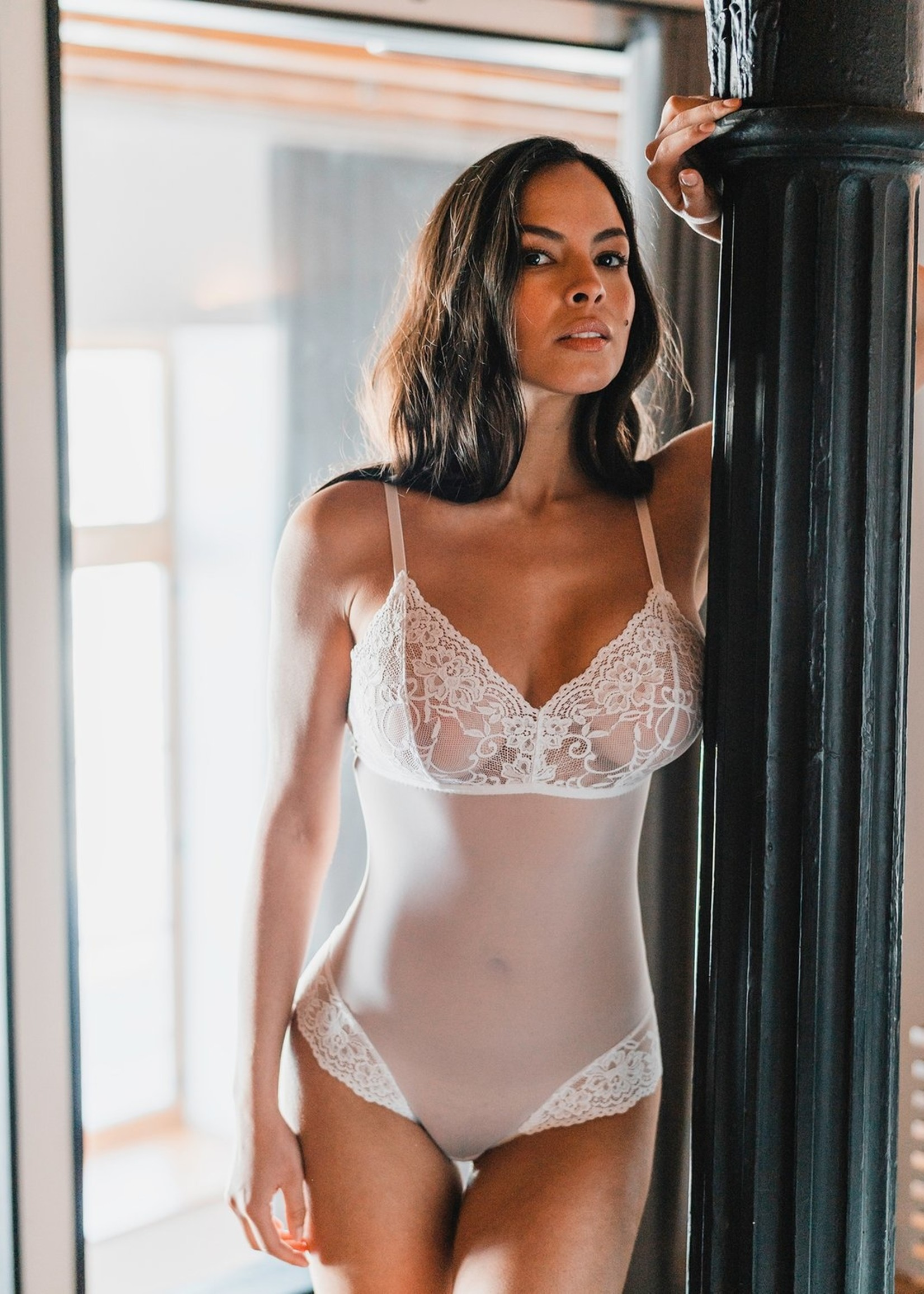 Arianne Catherine Soft Cup Teddy