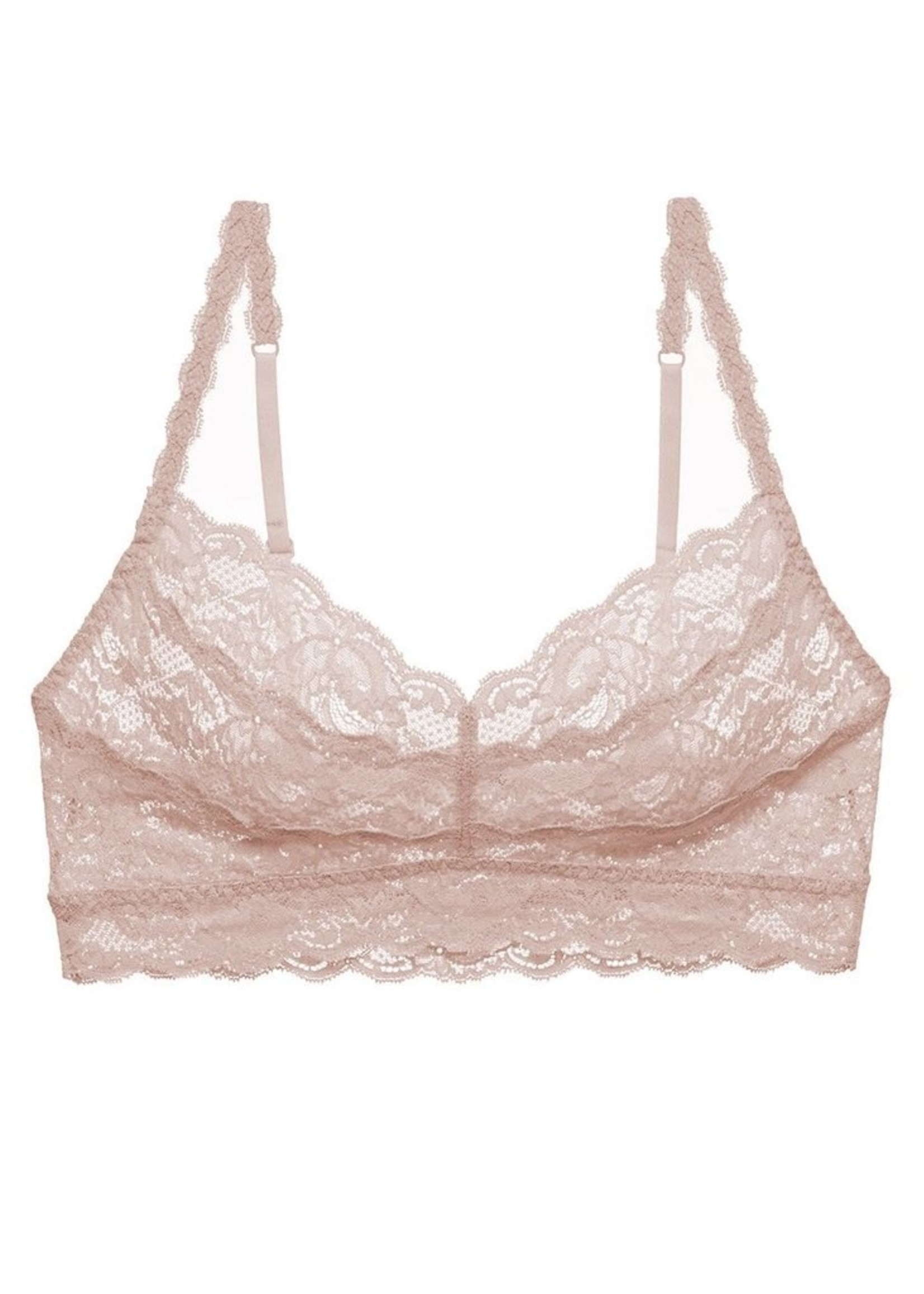 Cosabella Never Say Never Curvy Sweetie Bralette (D-F)