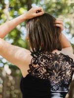 Arianne Teri Reversible Appliqué Camisole
