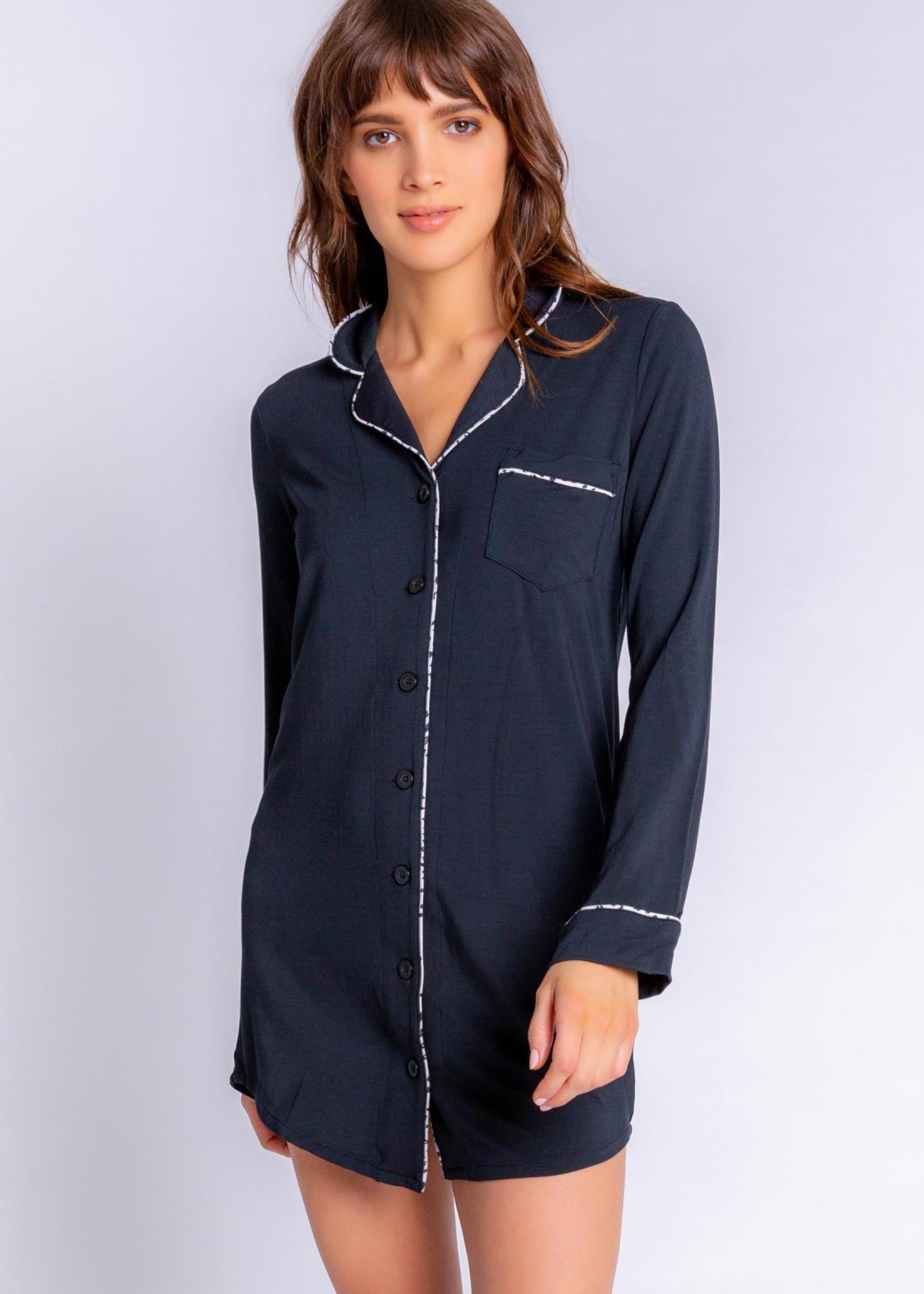 PJ Salvage Modal Basics Nightshirt