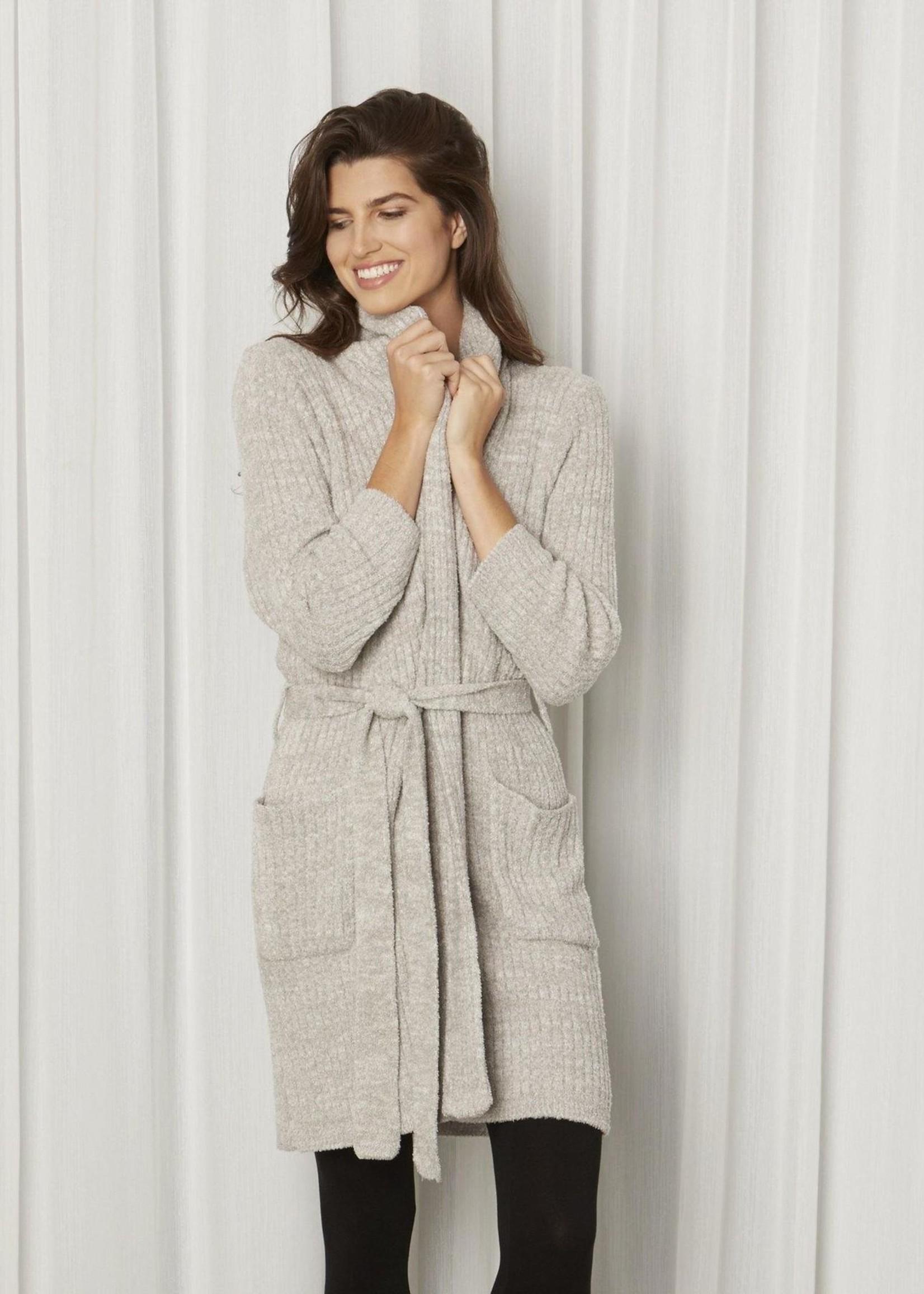 Mansfield Sweater Knit Robe