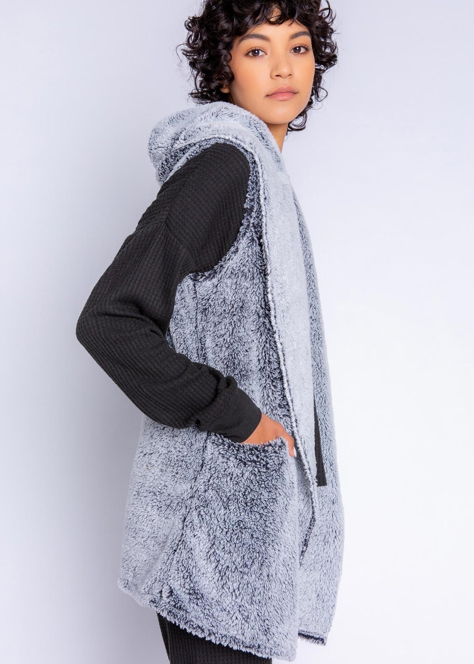 PJ Salvage Cozy Items Vest