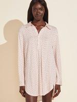 Eberjey Gisele Printed Sleepshirt