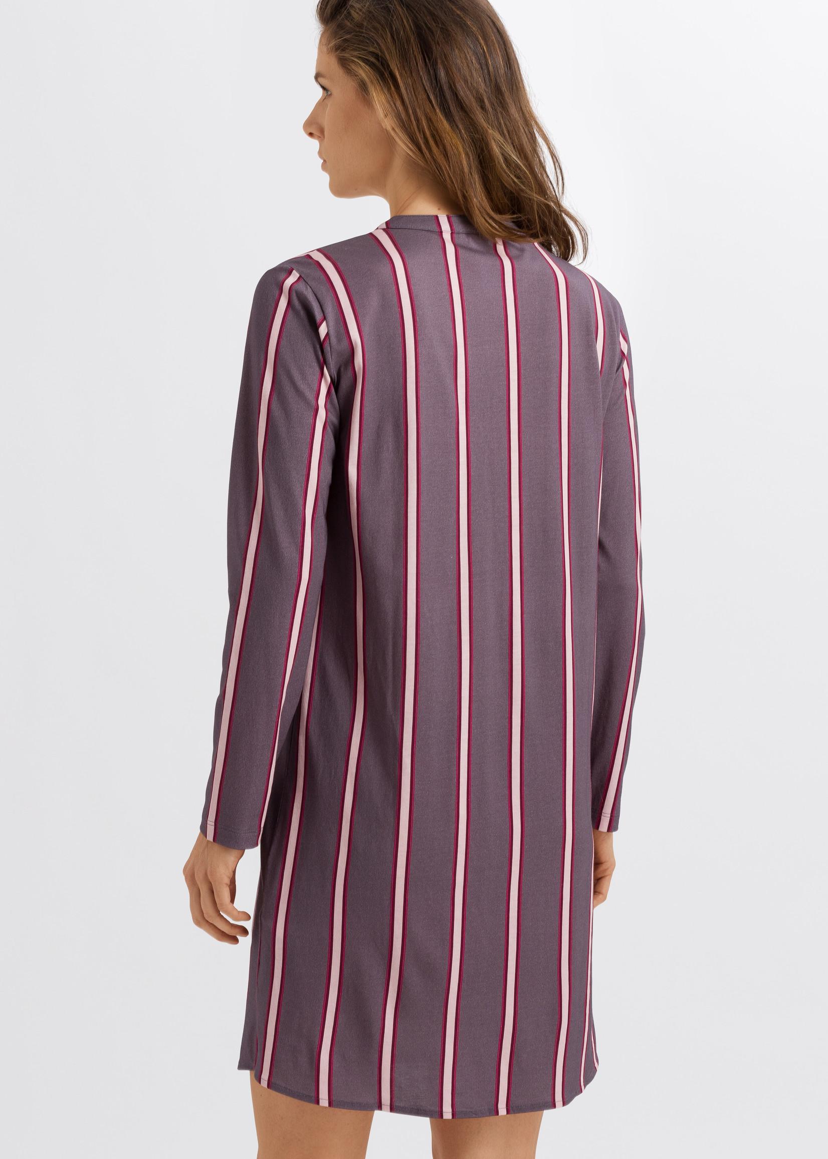 Hanro Sleep & Lounge Stripe Nightshirt