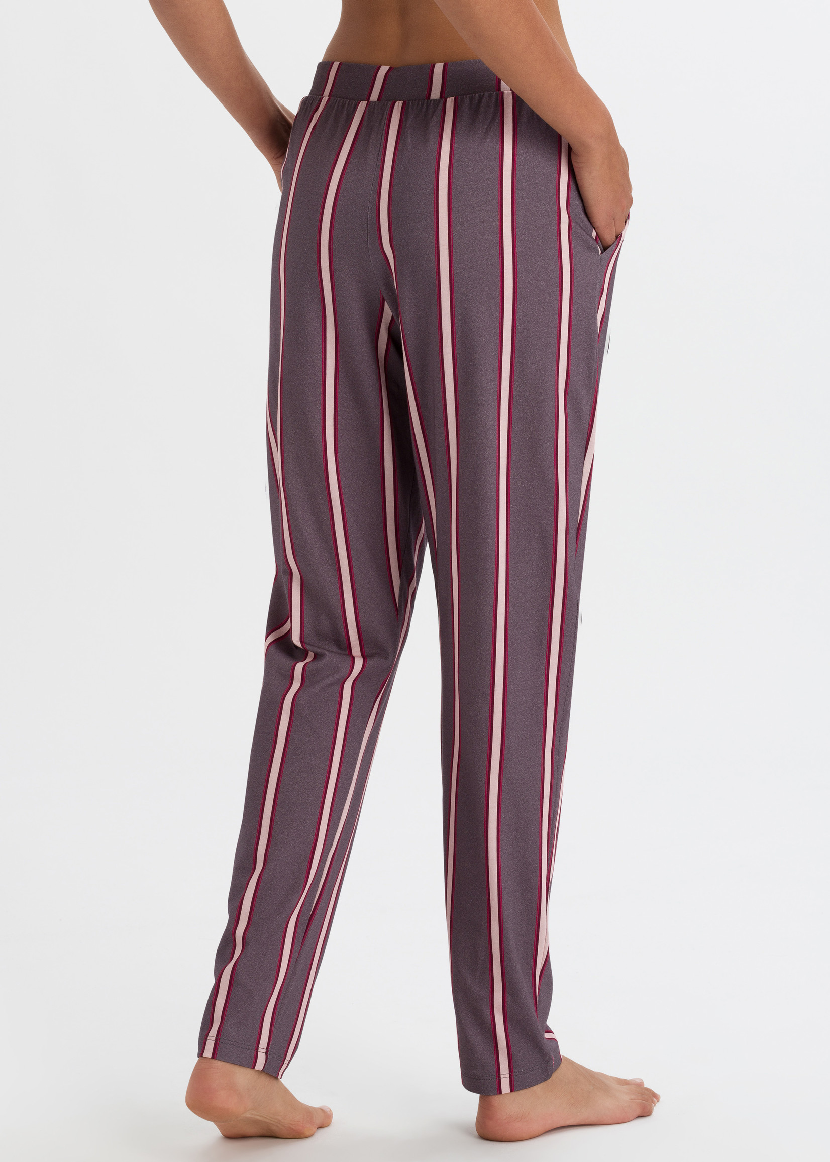 Hanro Sleep & Lounge Stripe PJ