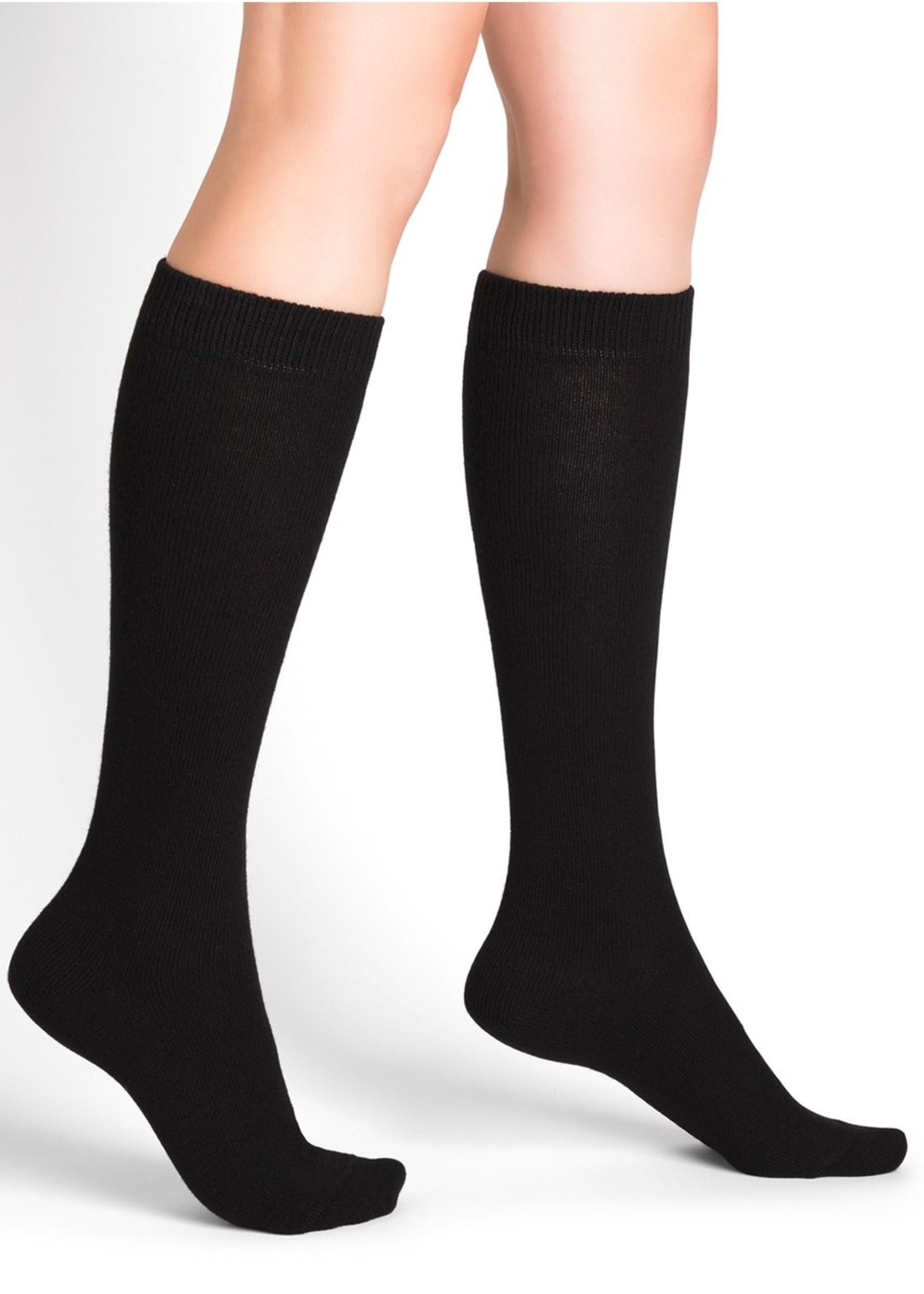 Bleuforet Cashmere Knee High Socks