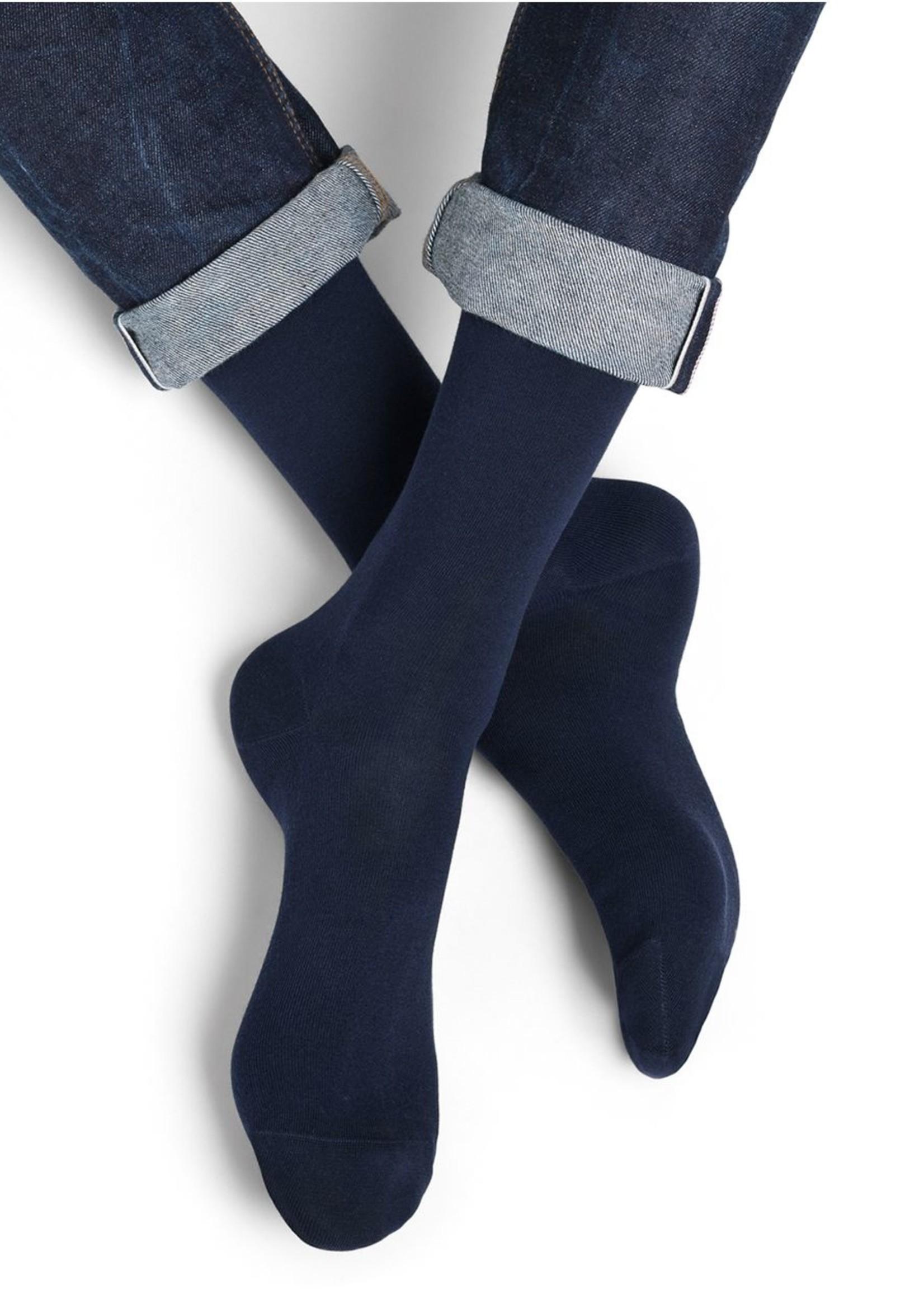 Bleuforet Men's Egyptian Cotton Socks