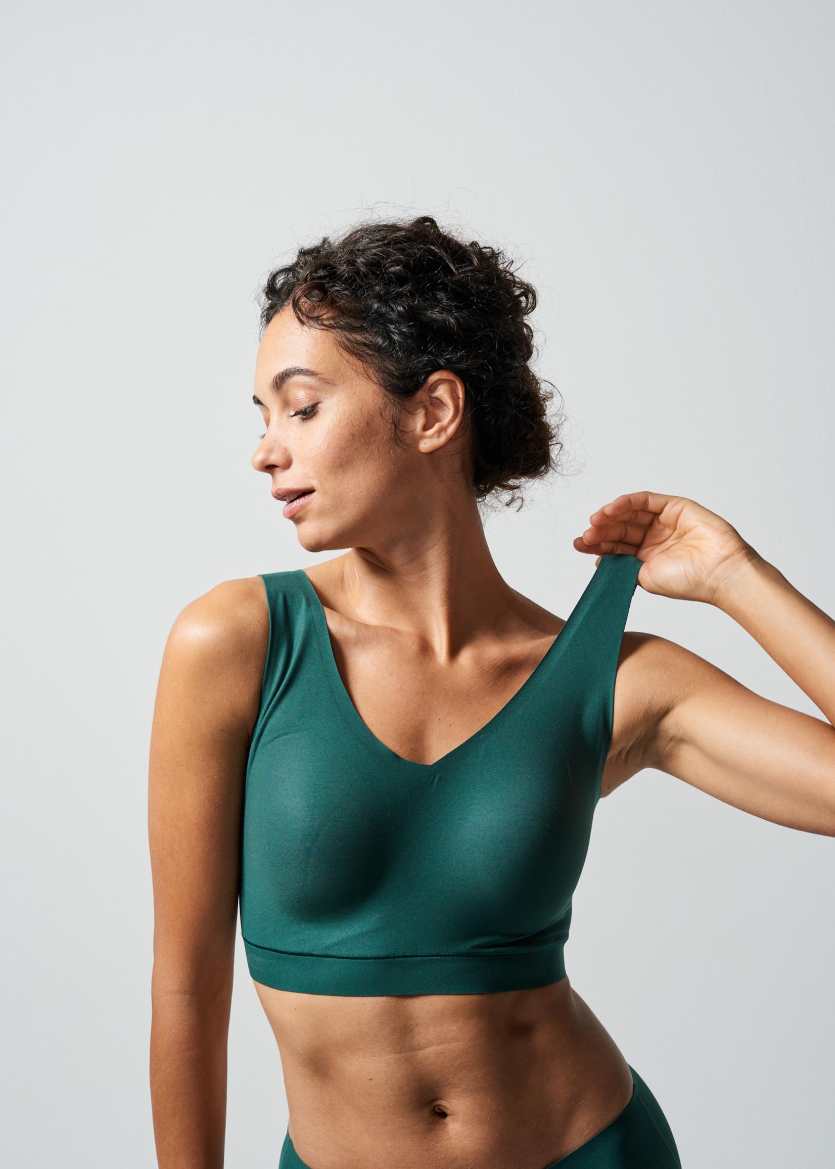 Chantelle Soft Stretch: Fashion Padded Bralette 16A1