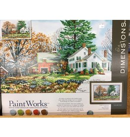 Dimensions Precious Days Paint by Number