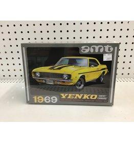 amt 1969 Yenko Chevy Camaro 1/25 Scale