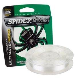 SpiderWire Spider Wire Ultimate Mono 6LB 330YD CLR