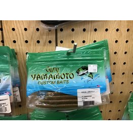 Yamamoto 10pk, Perch Yamamoto 9S-10-968 Senko Worm, 4