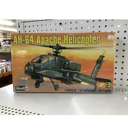 Revell AH-64 Apache Helicopter 1/48 Scale